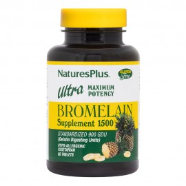 NaturesPlus Ultra Bromelain 1500 60 tabs