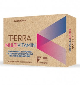 Genecom Terra MultiVitamin 30 tablets