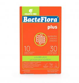 HolisticMed BacteFlora Plus 10 κάψουλες