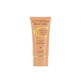 Coverderm Perfect face Waterproof make-up 01 SPF20 30ml