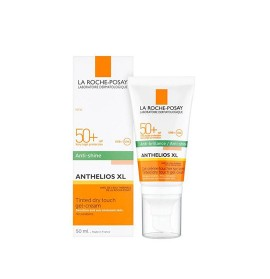 LA ROCHE-POSAY Anthelios XL TINTED Dry-Touch Gel-Cream Anti-Shine SPF50+  50ml