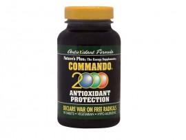 NaturesPlus Commando 2000 90 ταμπλέτες