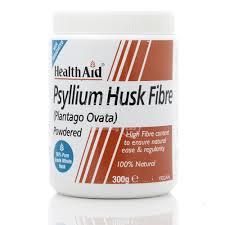 HealthAid Psyllium Husk Fibre 300gr