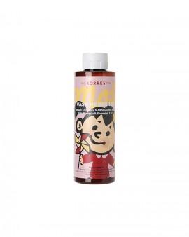 Korres Kids Wash Me Berries Σαμπουάν & Αφρόλουτρο 250ml