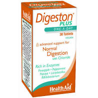 Health Aid Digeston Plus 30tabs