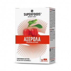 Superfoods Acerola 3000mg 30caps
