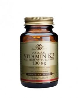 Solgar Vitamin K2 100mg 50 caps