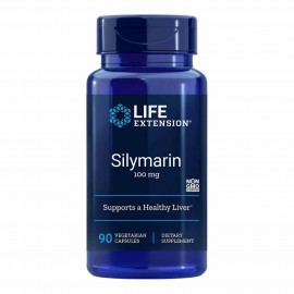 Life Extension Silymarin 100 mg 90 κάψουλες