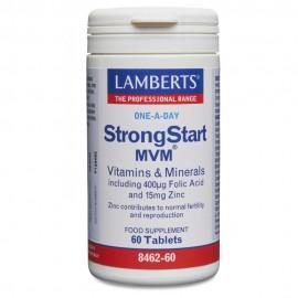 Lamberts StrongStart MVM 60ταμπλέτες