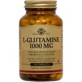 Solgar L-Glutamine 1000mg 50 φυτοκάψουλες