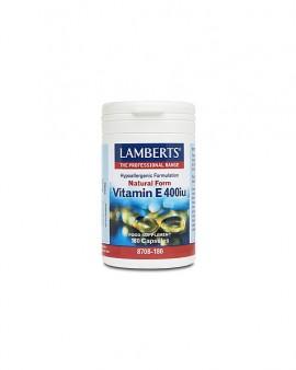 LAMBERTS Vitamin E 400iu