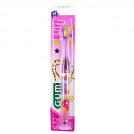 Gum 903 Light-Up Παιδική οδοντόβουρτσα 1τεμ. Μωβ