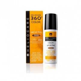 Heliocare 360 Color Gel Oil-Free SPF50+ Bronze Intense 50ml