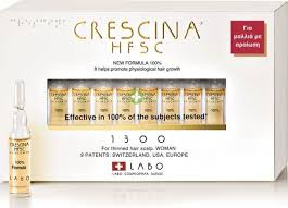 Labo Crescina Hfsc 100% 1300 Woman 20 amp