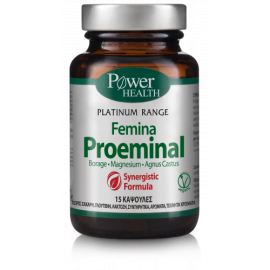 Power Health Platinum Femina Proeminal 15 κάψουλες