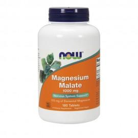 Now Magnesium Malate 1000 mg 180 Tablets