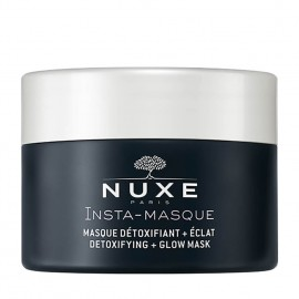 Nuxe Insta-Masque Detoxifying & Glow Mask with Rose and Charcoal 50ml