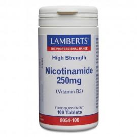Lamberts Nicotinamide 500mg 100tabs