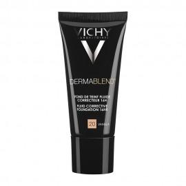 Vichy Dermablend Correcteur FDT Vanilla 20 SPF35 30ml