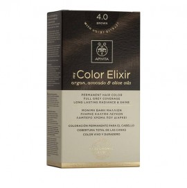 Apivita My Color Elixir 4.0 Καστανό