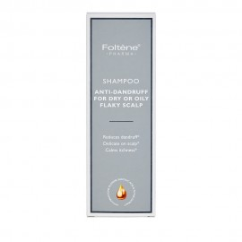 Foltene Shampoo Antidandruff Dry/Oily Flaky Scalp Σαμπουάν Κατά της Πιτυρίδας Λιπαρή/Ξηρή 200ml
