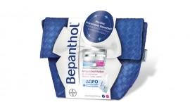 Bepanthol Promo Αντιρυτιδική Κρέμα για Πρόσωπο Μάτια & Λαιμό 50ml & ΔΩΡΟ Body Lotion 100ml & Shower Gel 200ml