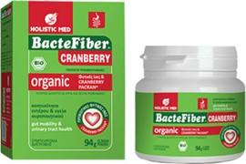 HolisticMed BacteFiber Cranberry 94gr