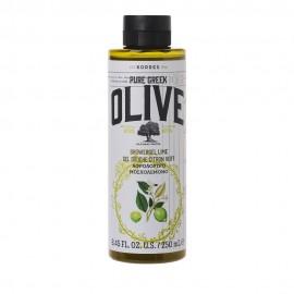 Korres Olive Αφρόλουτρο Μοσχολέμονο 250ml