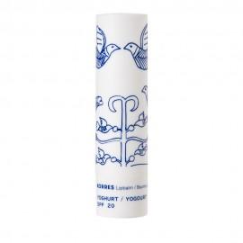 Korres Balsam Lip Balm Yoghurt SPF20 4.5g