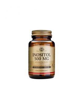 Solgar Inositol 500mg 50 κάψουλες
