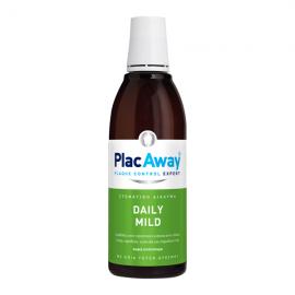 Plac Away Daily Mild στοματικό διάλυμα με ήπια γεύση 500ml