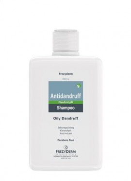 Frezyderm Antidandruff shampoo (Oily Dandruff) 200ml