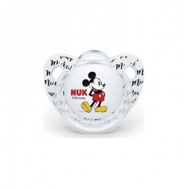 Nuk Disney Classics Mickey Πιπίλα Σιλικόνης 6-18 μηνών, 1τεμ
