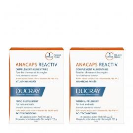 Ducray Anacaps Reactiv Promo -20% 30+30 Caps