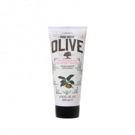KORRES Olive Body Cream Golden Apple Κρέμα Σώματος Χρυσό Μήλο 200ml