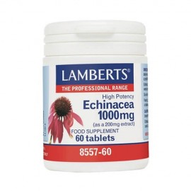 Lamberts Echinacea 1000mg 60 ταμπλέτες