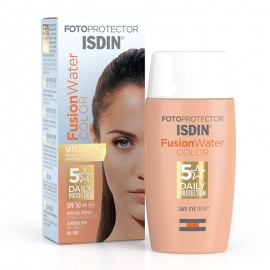 Isdin Fotoprotector Fusion Water Color SPF 50 Oil Free 50ml