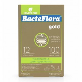HolisticMed BacteFlora Gold 30 κάψουλες