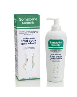 SOMATOLINE Cosmetic Total Body gel αδυνατίσματος