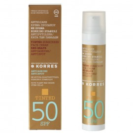 Korres Red Grape Antispot TINTED SPF50 50ml