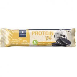 My Elements Protein Bar Vegan Vanilla Cookies Μπάρα Πρωτεΐνης Χωρίς Λακτόζη Και Γλουτένη 40gr