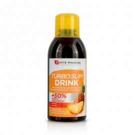 Forte Pharma Turboslim Drink Γεύση Ανανά 500ml