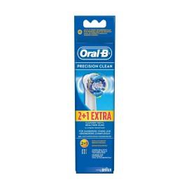 Oral-B Precision Clean 2+1 Δώρο Ανταλλακτικά