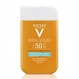 Vichy Ideal Soleil High Protection Ultra Light & Fresh SPF50+ 30ml