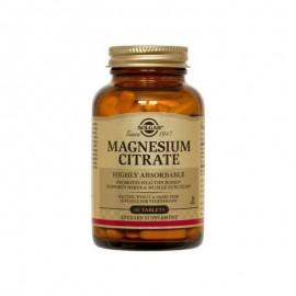 Solgar Magnesium Citrate 200mg 60 tabs