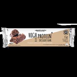 Power Health Healthy & Tasty High Protein Dessert Bar Με Γεύση Σοκολάτας 35gr