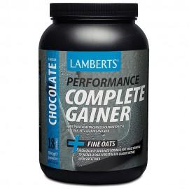 Lamberts Complete Gainer Protein με Γεύση Σοκολάτα 1000g
