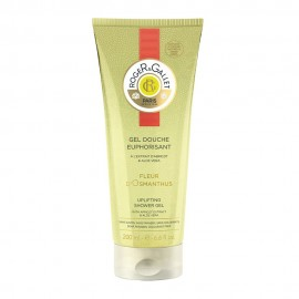 Roger & Gallet Uplifting Shower Gel Fleur dOsmanthus 200ml