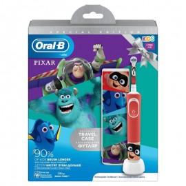 Oral-B Vitality Pixar 3 Ετών+ & Δώρο Θήκη Ταξιδιού