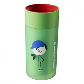 Tomme Tippee Easiflow Insulated Cup Green 12m+ 250ml
